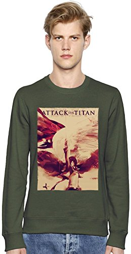 Attack On Titan Angel Wings Unisex Sweatshirt XX-Large