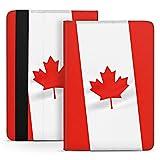 Samsung Galaxy Tab S 8.4 Stand Up Tasche Hülle - Kanada