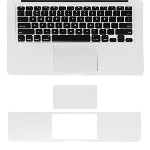 Top Fall, Palm Rest Cover für 15Zoll MacBook Pro A1398Retina Display (Kein DVD-Laufwerk/Release 2012-2015) mit Mauspad und Trackpad Displayschutzfolie