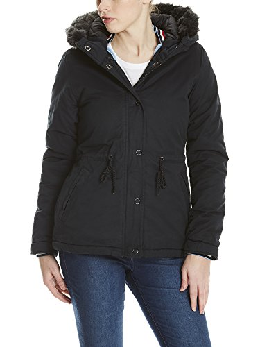 Lining Padded Bench Nero Donna Giacca Jacket Large Beauty qZHnPEH4