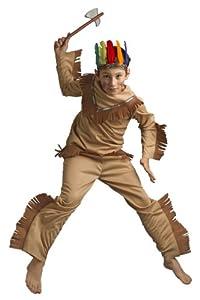 CARITAN 59728 - Disfraz de indio para niño (3 años)