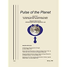 """Pulse of the Planet No.1: On A-Bombs, Polar Motion, Cloudbusting, Droughts, and FDA/""""Skeptic Club"""" Slanders of Wilhelm Reich by James DeMeo (Editor) (15-Jun-2015) Paperback"""