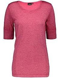 CMP Poloshirt Shirt WOMAN POLO pink elastisch Unifarben