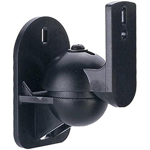 Cablematic - Soporte universal de altavoz de pared o techo (2 unidades) B