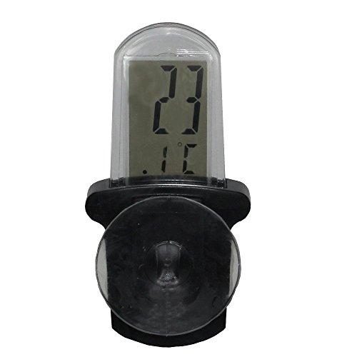 Termometro da Giardino LCD con Ventosa da -20°c a 60°c