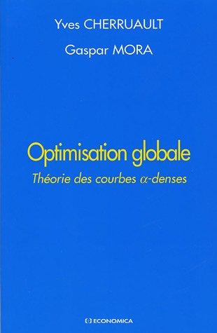 Optimisation globale : Théorie des courbes alpha-denses