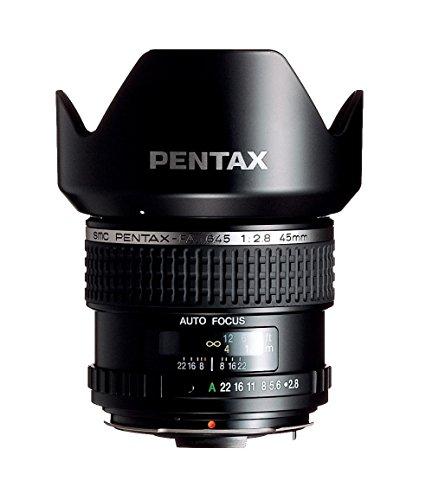 PENTAX 45MM F 2 8 FA SMC 645   OBJETIVO PARA CAMARA REFLEX