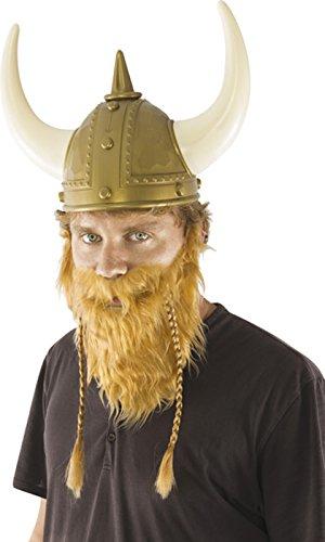P 'tit payaso re65015–bigote y barba de Vikingo