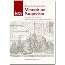 Memoir on Pauperism (Rediscovered Riches)