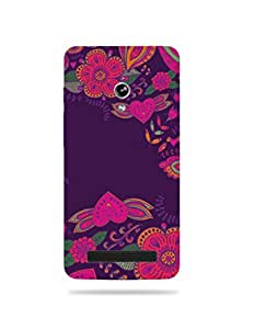 alDivo Premium Quality Printed Mobile Back Cover For Asus Zenfone 6 / Asus Zenfone 6 Case Cover (GD240)