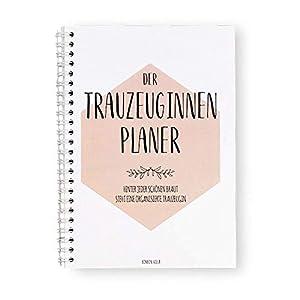 Trauzeugin Planer, Trauzeugin Geschenk, Der Planer für die Trauzeugin, Trauzeugin fragen – Willst du meine Trauzeugin sein, Hochzeit, Ringbuch