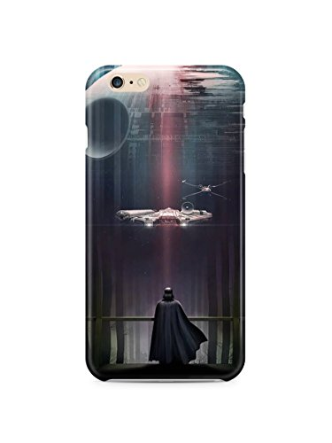 �r iPhone 6 / 6S (4,7 Zoll), Star Wars Design, Muster 2 ()