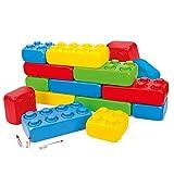 Blocks Spielbausteine Jumbo Sortiment XXL Riesen Bausteine Bauklötze Bausteinblocks