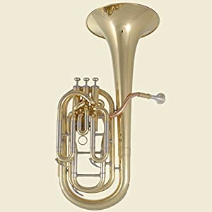 Tuyama® THS-376 Fully Compensating Baritone Horn (lacquered)