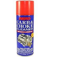 ABRO - Spray Limpia carburadores sin necesidad de desmontar