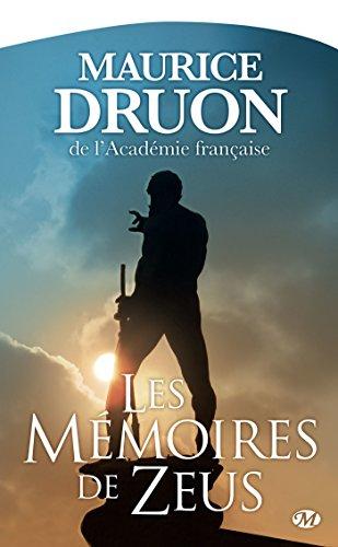Les Mémoires de Zeus (Fantasy) par Maurice Druon