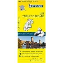 Carte Lot, Tarn-et-Garonne Michelin de Collectif Michelin ( 1 avril 2015 )