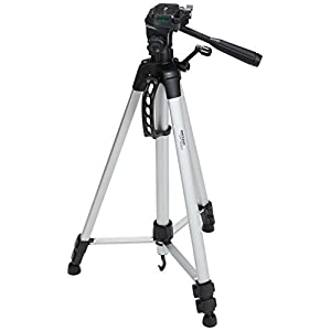 AmazonBasics Lightweight Tripod with Bag