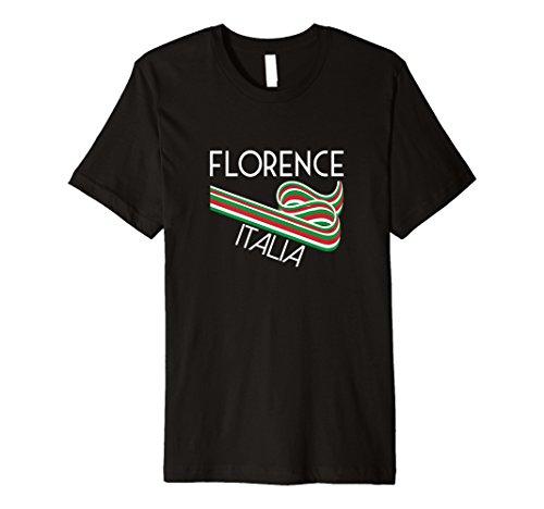 Florence T Shirt Retro-Stil italien Souvenir Kleidung