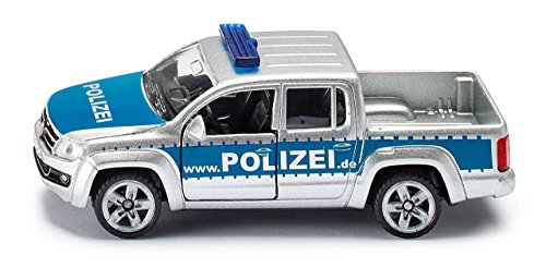 Siku 1406 - Die Cast Auto Pick Up Polizia