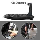 Xueliee Siège de Voiture pour accès au Toit de Votre véhicule - Permet d'accéder...