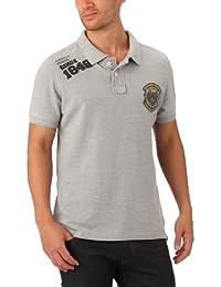 Stansbury & Co Trenton - Polo - À Logo - Piqué de Coton - Homme