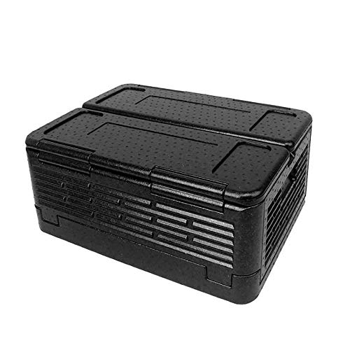 YTBLF Tragbarer zusammenklappbarer Inkubator, Aufbewahrungsbox für Picknicks, Camping, Strandküche und Organisation