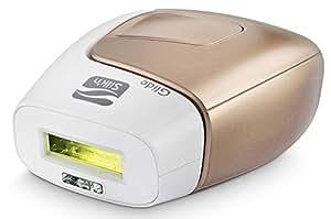 Silk'n Glide Rapid 400.000 Lichtimpulse - HPL Technologie - Klinisch erprobte Dauerhafte Haarentfernung für Gesicht und Körper mit intelligentem Hautfarben-Sensor