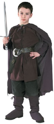 Aragorn Kostüm für Kinder - -