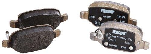 Ferodo FDB4459 -  Premier Kit Pastiglie Freno, Freno A Disco - (confezione 4 pezzi)