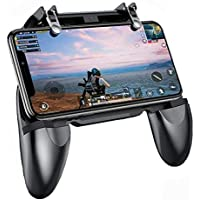 X4Cart Gamepad Mobile Game Controller and Trigger for PUBG Fortnite Rules of Survival Gaming Grip and Gaming Joysticks…