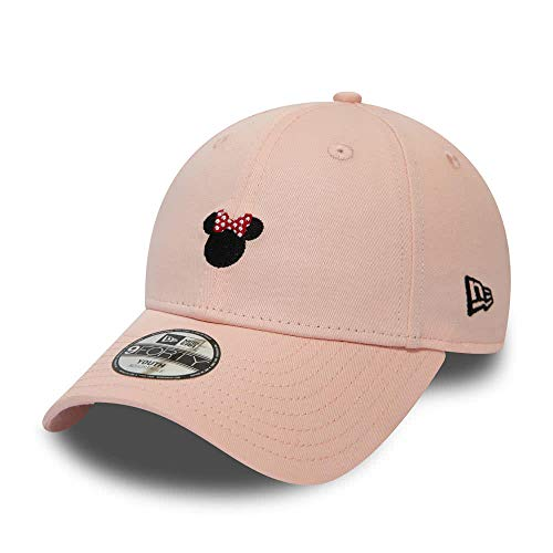 New Era Kinder Kappe Adjustable Character 9Forty Minnie Mouse-Pastel Pink Child (Minnie Baseball Cap Mouse)
