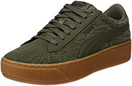 puma sneaker grün
