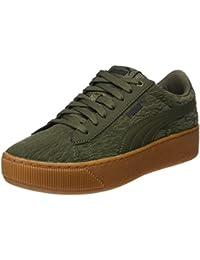 Puma Schuhe Damen Schwarz Weiß