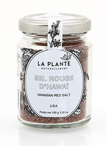 Sel Rouge d'Hawaï Pot de 100 Grs