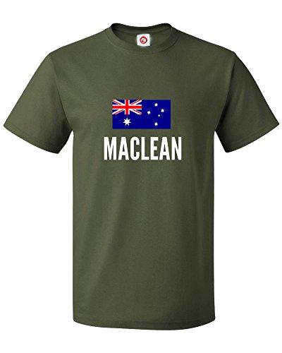 t-shirt-maclean-city-verde