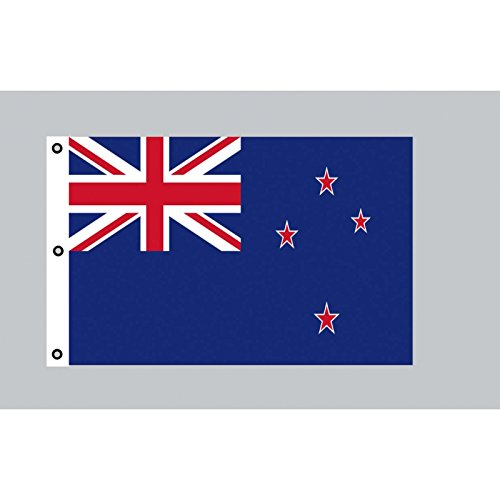 Nouvelle-zélande drapeau géant : 150 x 250 cm
