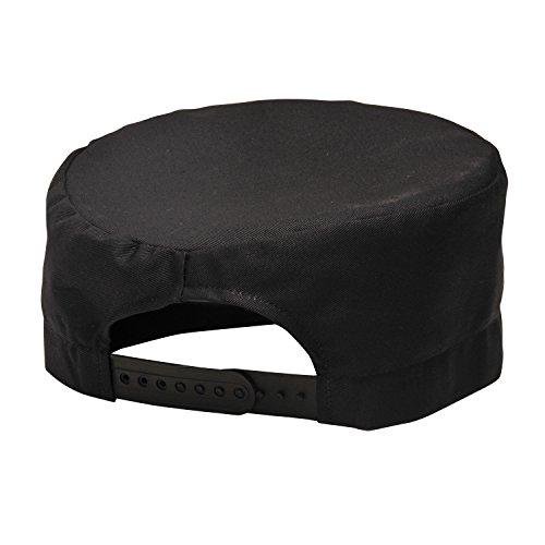 portwest-s899bkr-chefs-skull-cap-regular-black