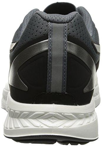 Puma Ignite Synthétique Baskets Black / Turbulence / Silver
