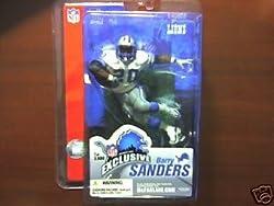 Barry Sanders Super Bowl 40 Exclusive Mcfarlane Figure