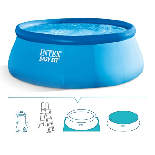 Intex - Piscina hinchable Easy Set, 457