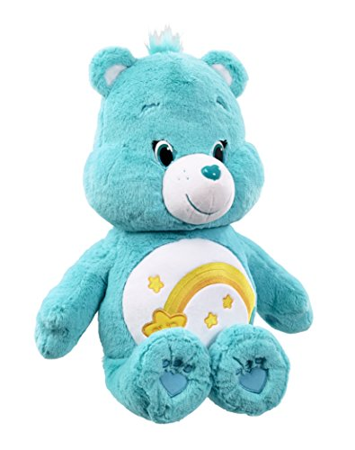 Image of Vivid Imaginations Care Wish Bear Plush Toy (Large, Multi-Colour)