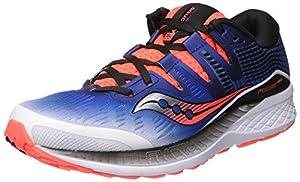 rides: Saucony Ride ISO, Zapatillas de Running para Hombre, Blanco (White/Blue/Vizired ...