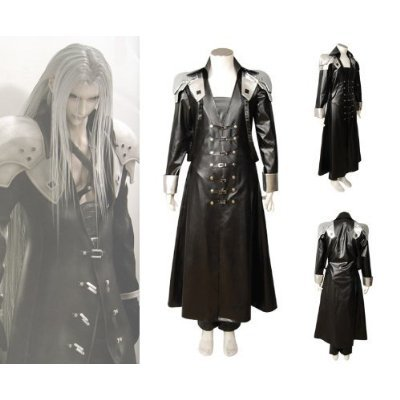 Final Fantasy FF VII 7 Sephiroth Cosplay ()