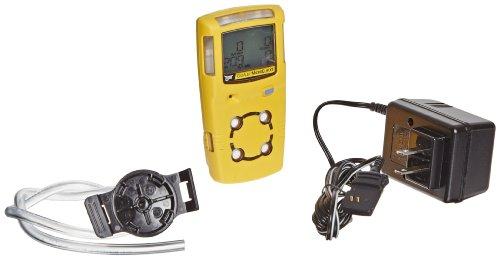 BW HONEYWELL Gas Alert Micro Clip 4-gas Monitor H2S, CO, O2, Parallel -