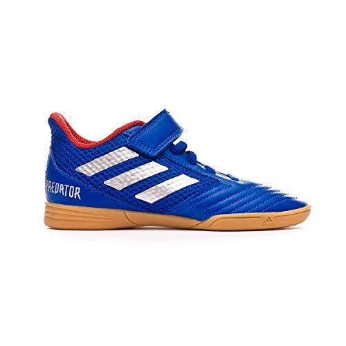 3e1b6f88fe31 Adidas Predator 19.4 in Sala H&l J, Botas de fútbol Unisex niño, 000, 28 EU