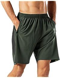 Herren Sport Shorts Schnell Trocknend Kurze Hose