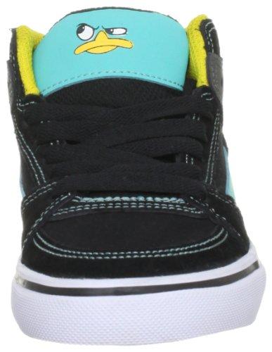 Etnies Disney Kids Rvm Vulc, Mode Sport Shoes mixte adulte Multicolore - Noir/bleu/gris