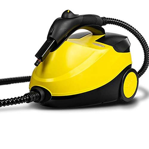 JSND Limpiadoras De Vapor Limpiadors Mano,Limpiador De Portátil De Usos Múltiples con Accesorios para Limpieza Equipo De Vapor Manual De Alta Presión