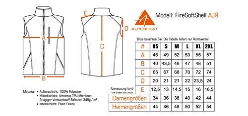 Alpenheat Heated Softshell Vest - 2